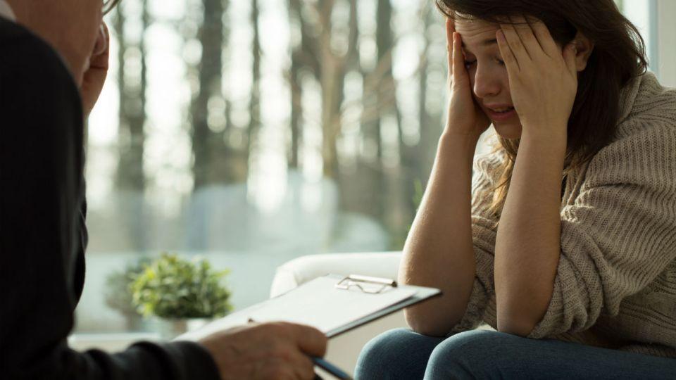 """""""Depresión: hablemos"""" es la campaña que lleva adelante la OMS para combatir el estigma."""