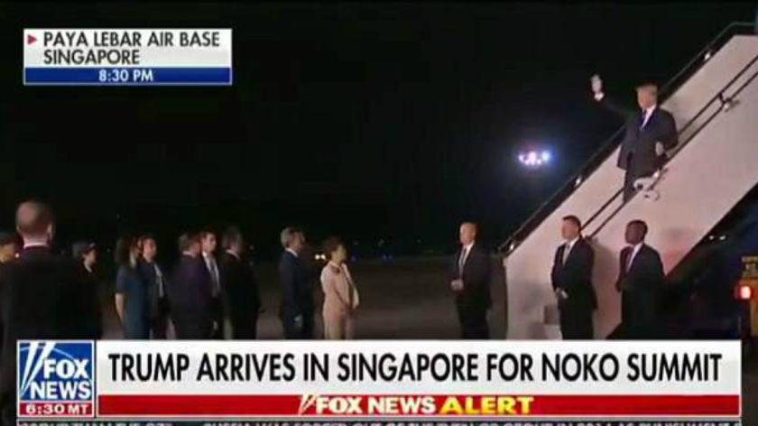 Presentadora de Fox News llama a Trump y Kim 'dos dictadores'