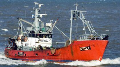 Archivo. Barco pesquero Rigel.
