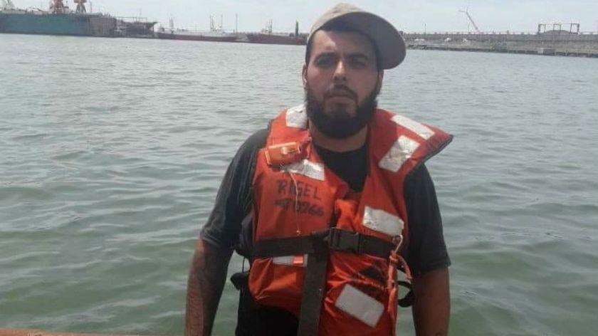 Pesquero: el cuerpo hallado es del capitán