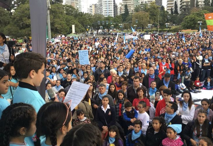 fotos marchas dos vidas aborto 20180611