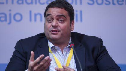 El ministro de Trabajo, Jorge Triaca.20180612