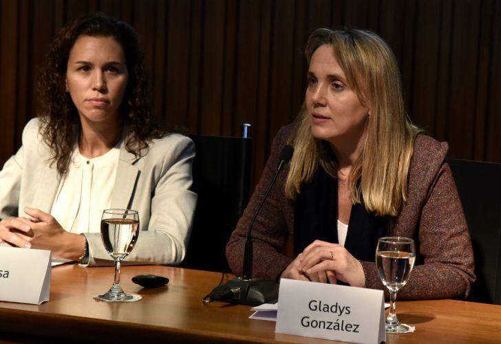 Gladys González proyecto compras publicas mujeres