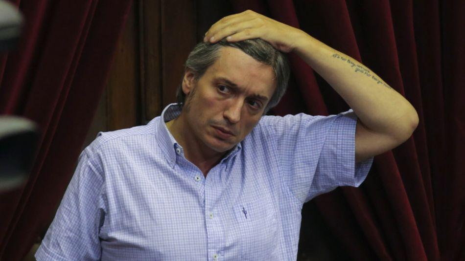 Máximo Kirchner06122018