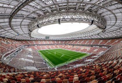 El Mundial se inicia y se cierra en Luzhnikí