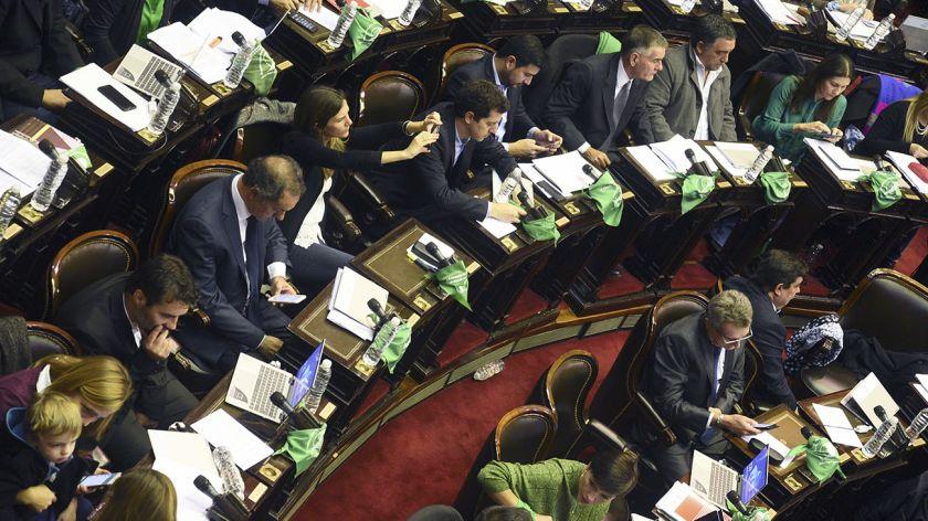 El Congreso de Argentina aprueba la Ley del Aborto
