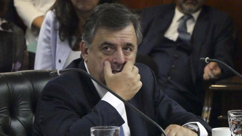 Mario Negri denunció que viralizaron su número de teléfono