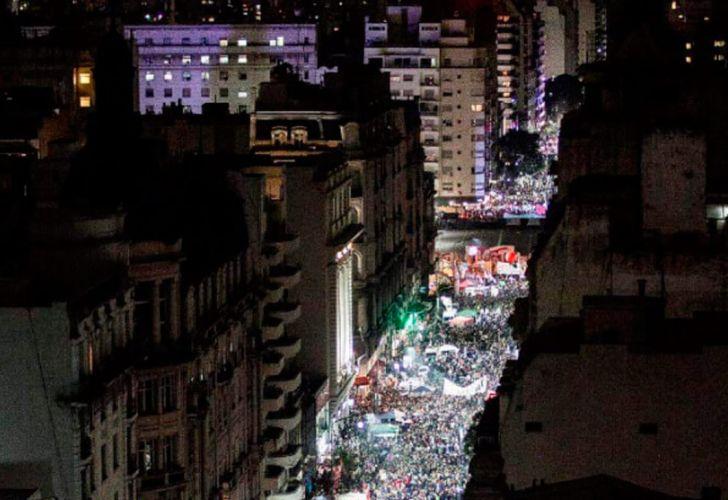 La ONU felicita a la Argentina y le pide la aprobación de la ley