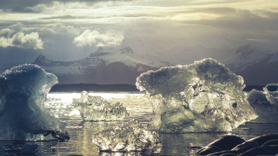 La Antártida pierde 219.000 millones de toneladas de hielo anuales desde 2012, tres veces más que durante las dos décadas anteriores.
