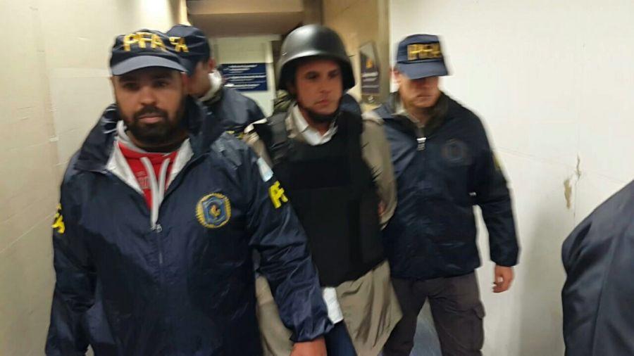 Extraditaron al empresario Martínez Rojas por la