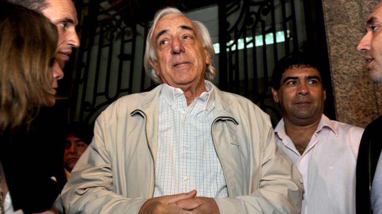 Roberto Fernández, secretario general de Unión Tranviarios Automotor (UTA).