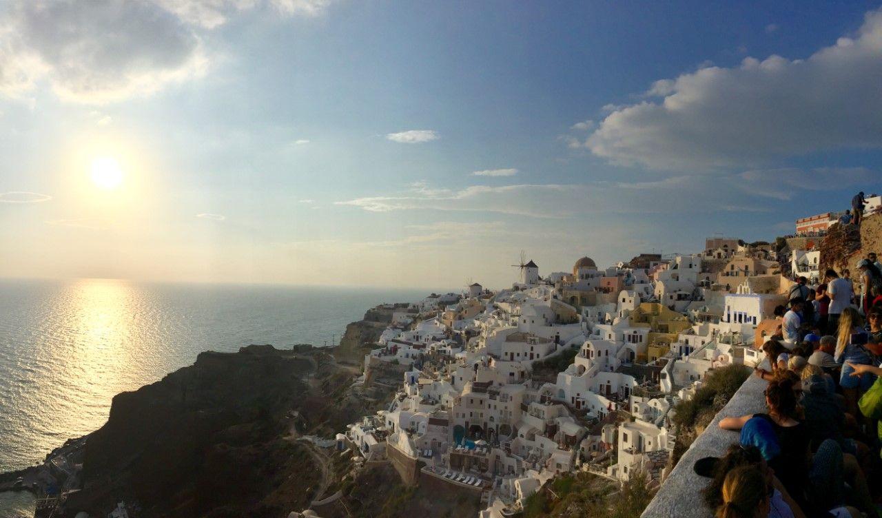 Santorini. El destino predilecto de quienes deciden viajar a Grecia.