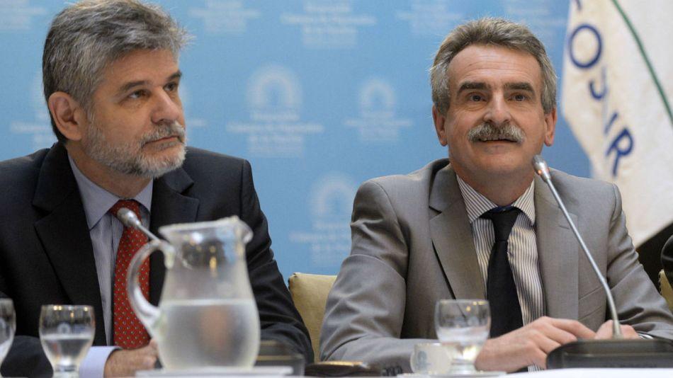 Filmus y Rossi, duros con el recambio ministerial.