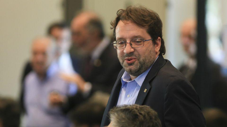 Archivo. Diputado Marco Lavagna.