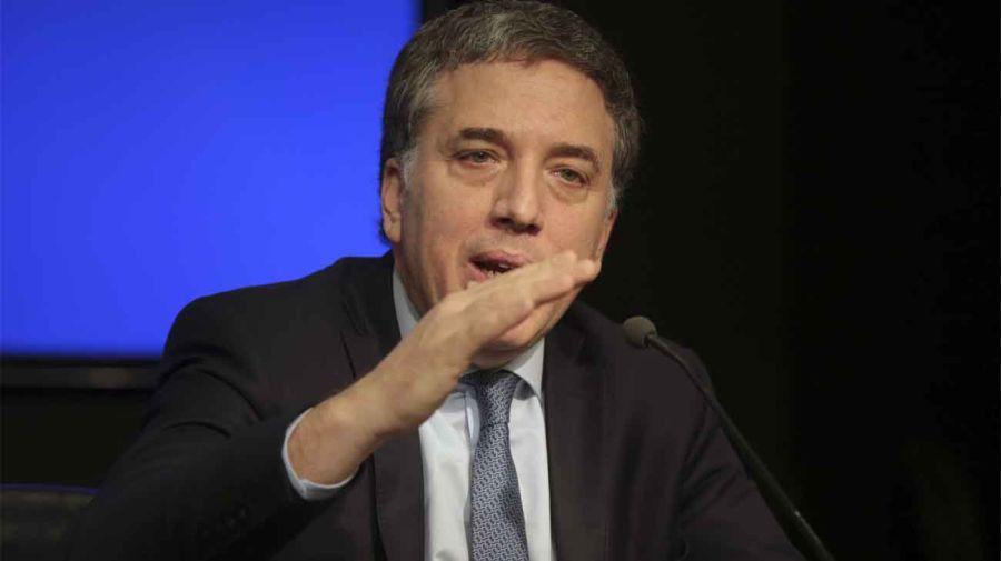 La baja fue anunciada por el Ministerio de Hacienda, a cargo de Nicolás Dujovne