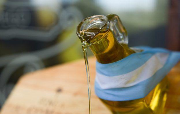 Argentina es el principal productor y exportador de aceite de oliva de América.