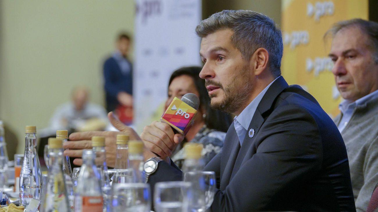 El Consejo Nacional del PRO se reunió para transmitir \