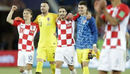 Croacia es liderado por Luka Modric, el talentoso volante del Real Madrid