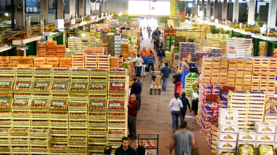 Consumo. Aumentó el consumo de frutas y hortalizas en Capital Federal y el Gran Buenos Aires.