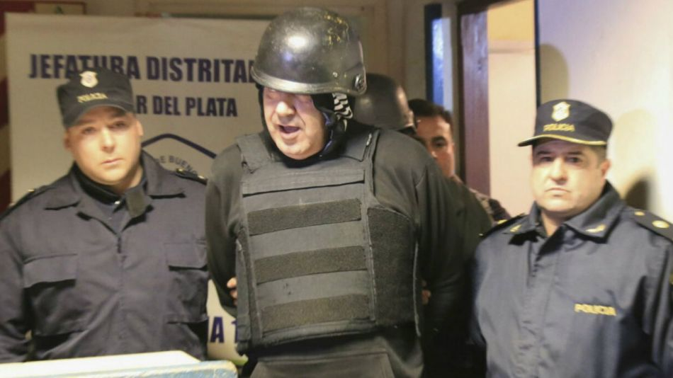 Claudio Minnicelli detenido 20180621