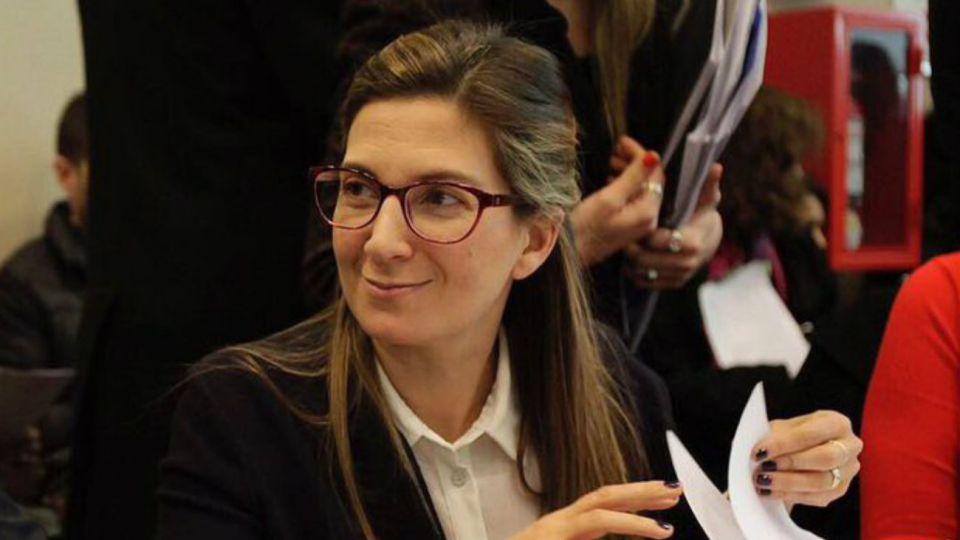 La diputada de Cambiemos, Silvia Lospennato.