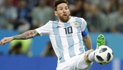 Se espera mucho más de Lionel Messi en el Mundial de Rusia.