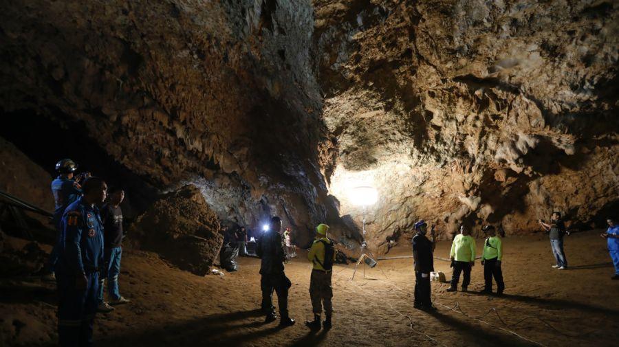 niños cueva tailandia 20180627