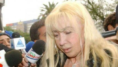 Mónica Cristina María Rímolo, conocida como la falsa médica Giselle Rímolo.