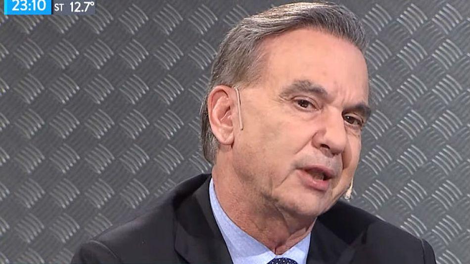 """Miguel Angel Pichetto, en """"Código Político""""."""