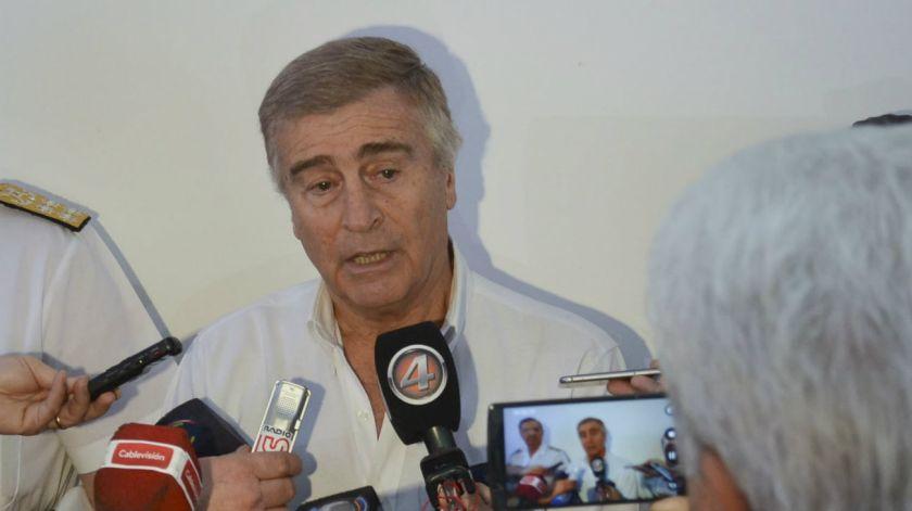 Familiares de tripulantes del submarino siguen encadenados en Casa Rosada
