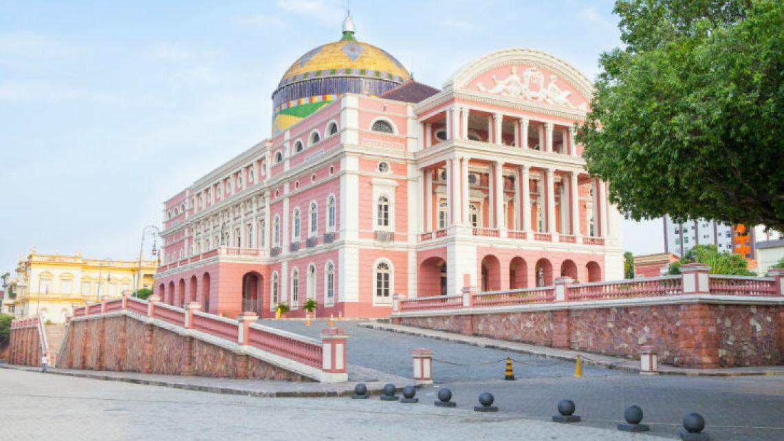 Teatro Amazonas.