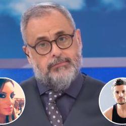 Jorge Rial, Natacha y Ulises Jaitt