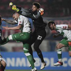 San Lorenzo vs Deportes Temuco