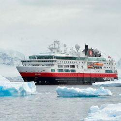 A través de la Antártida