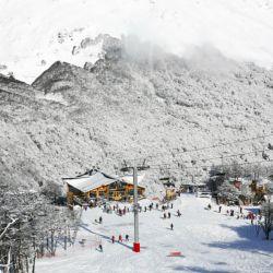 Cerro Castor especializado en esquí de fondo multiplicó sus instalaciones en la base