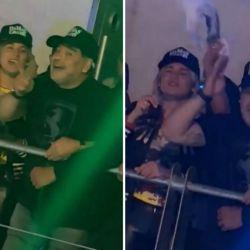 Diego Maradona-Damas Gratis