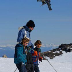 La Hoya sede de la Fiesta del Esquí es la cuna de muchas figuras internacionales de este deporte