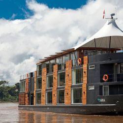 Por el corazón del Amazonas