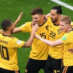 belgica tercer puesto mundial AFP