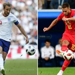Kane Hazard Inglaterra Belgica_20180713