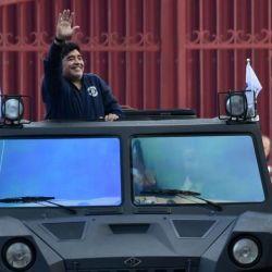 Maradona regalos Bielorrusia_20180717