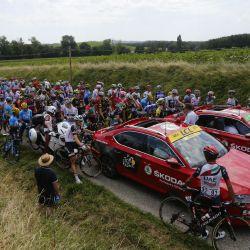 Tour de France gas pimienta 5