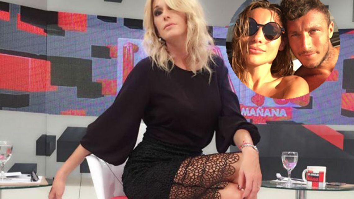 Yanina Latorre habló sobre Pampita y Pico Mónaco