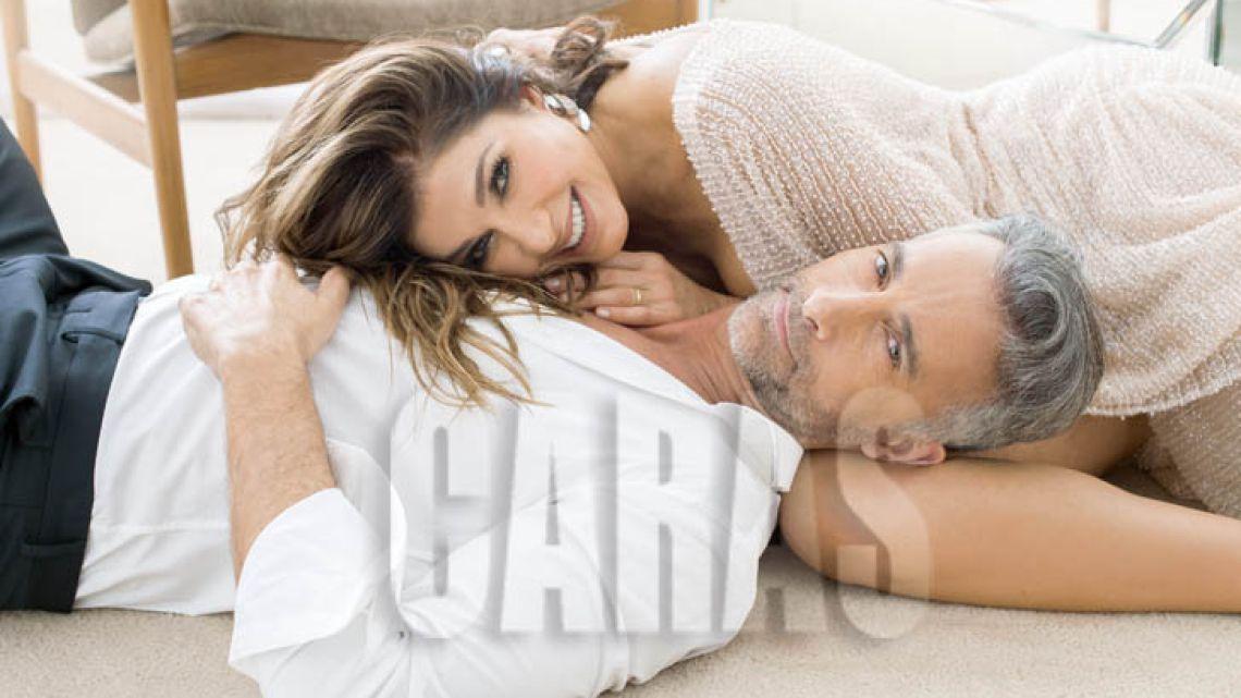El insólito pedido de Cathy Fulop a su marido para tener más pasión en la cama