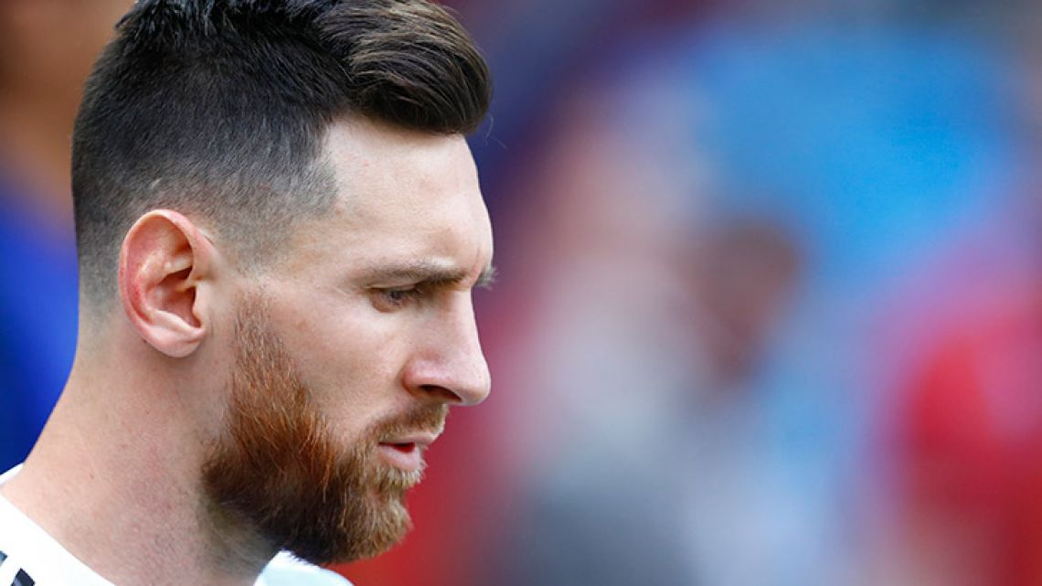 Will Lionel Messi call time on his international career with the Albiceleste?