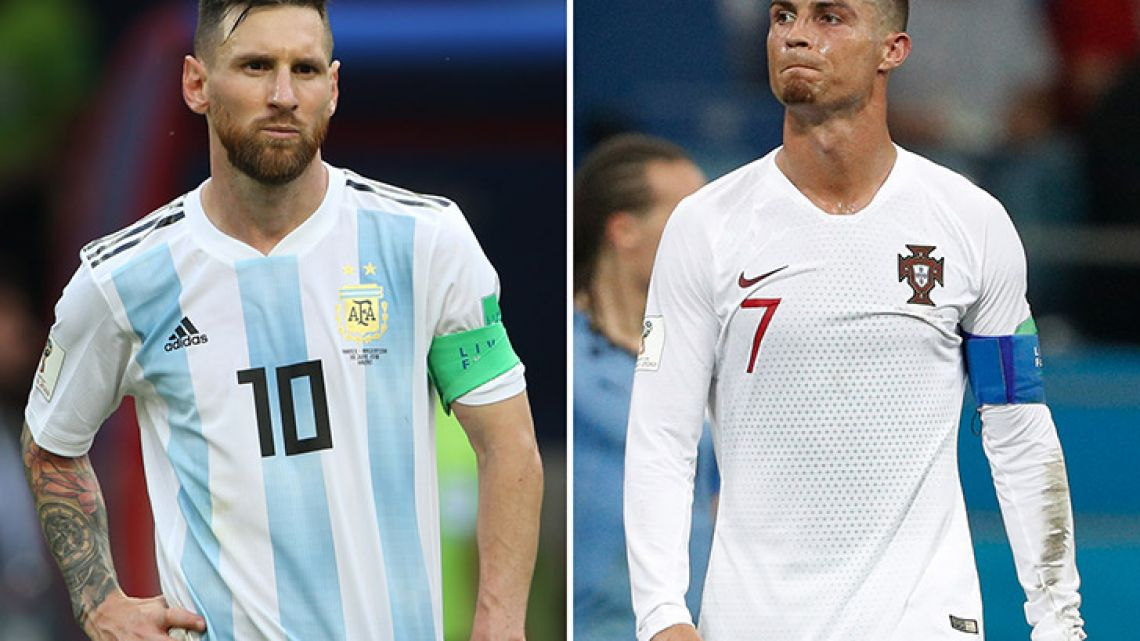 Cristiano Ronaldo and Lionel Messi saw their World Cup dreams snuffed out on Saturday.