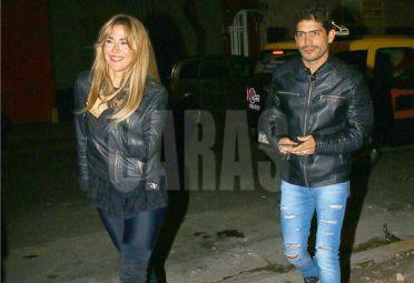 Jimena Barón y Rodrigo Romero
