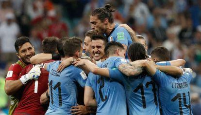 Uruguay avanza y promete complicar a cualquiera en el Mundial.