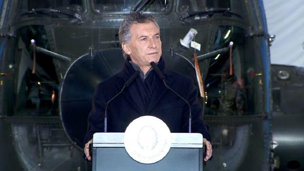 Macri ordenará que las FF.AA. actúen en seguridad interior