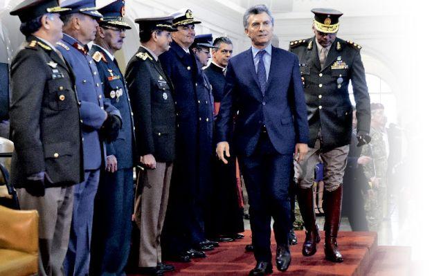 El Gobierno oficializó los cambios en las Fuerzas Armadas